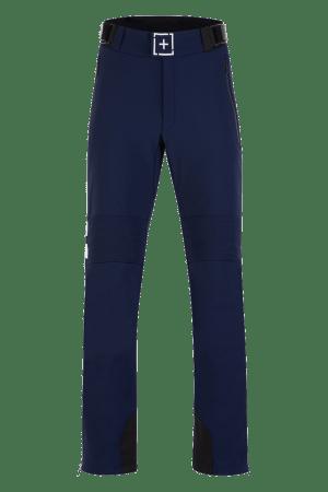 Pantaloni sci in softshell Blu