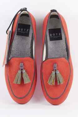 Loafer Dubla Crepe