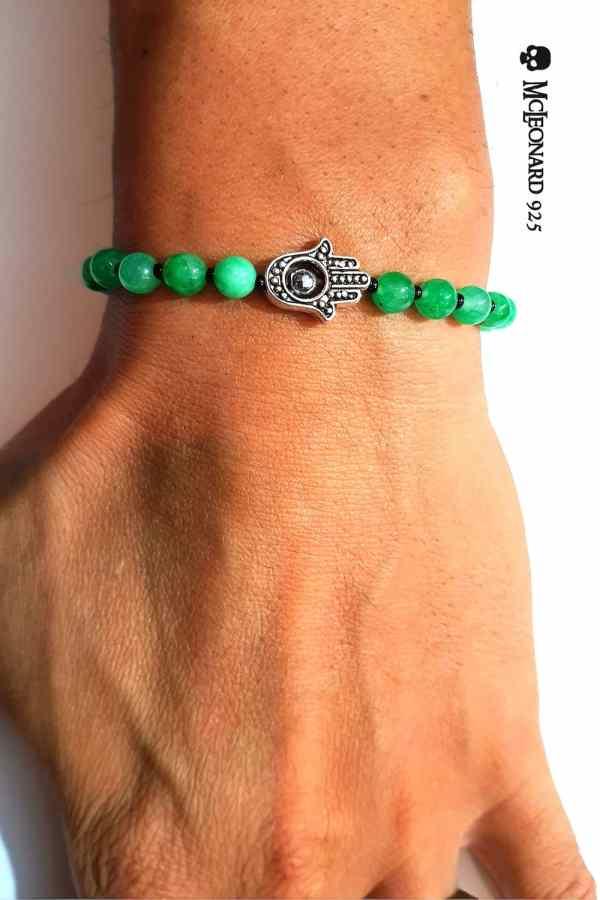 Bracciale Pietra Pietra Green Fatima
