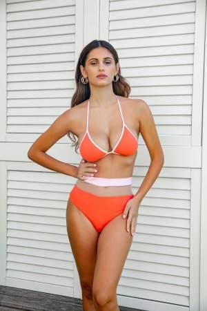 Sorrento Nude Corallo - Rosa