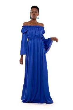 Vestito Windsor Blu