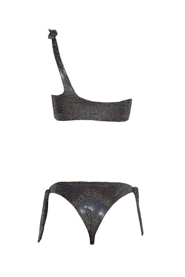 Top Bikini Monospalla Pixel
