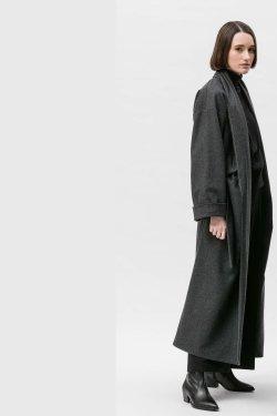 Cappotto Luciana Grey