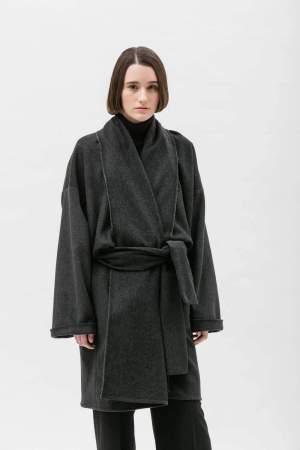 Cappotto Lucia Grey