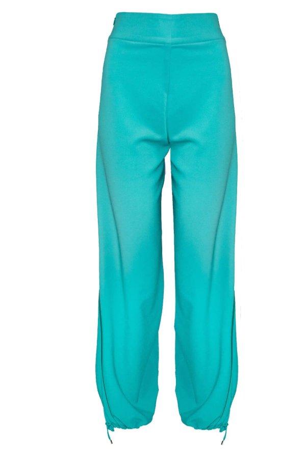 Pantalone Tiffany Turchese