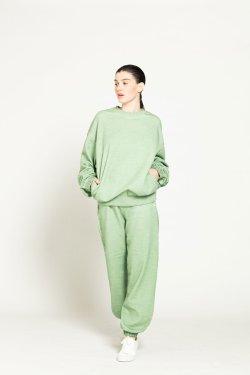 Pantaloni Quite Green