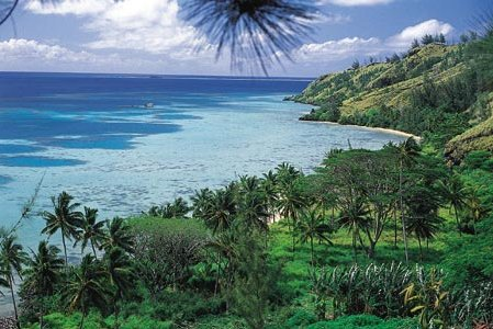 Ilha de Mangareva
