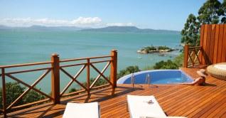 O hotel mais romântico do Brasil