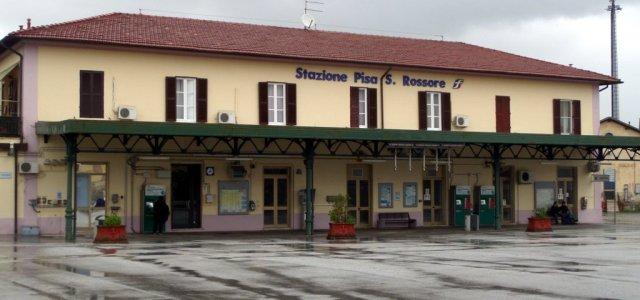 Estação de trem Pisa