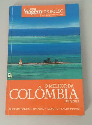 roteiro para Colombia