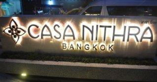 Onde se hospedar em Bangkok – Casa Nithra – Review
