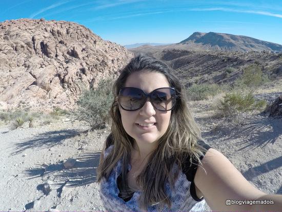 Selfie no deserto ;-)
