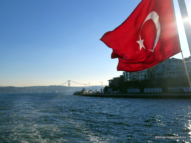 Roteiro na Turquia