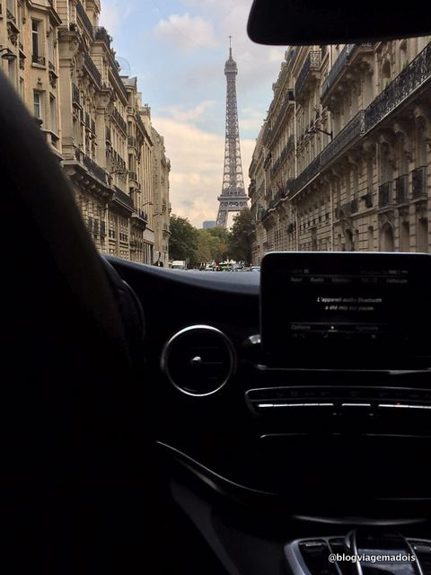 transfer em Paris