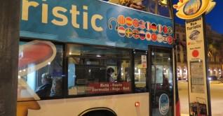 Barcelona Bus Turistic, o ônibus turístico da cidade