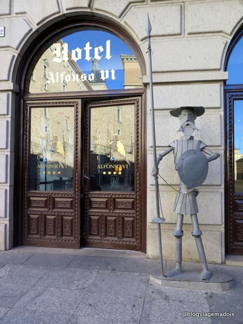 Onde se hospedar em Toledo