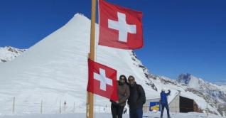 Detalhes da nossa viagem para Suíça