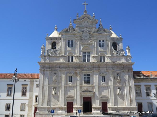 roteiro de um dia em Coimbra
