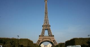 Cinco programas românticos em Paris