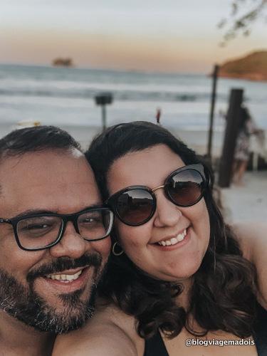 Final de semana romantico no Guaruja
