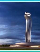 Pininfarina desenha torre de controlo do novo aeroporto de Istambul