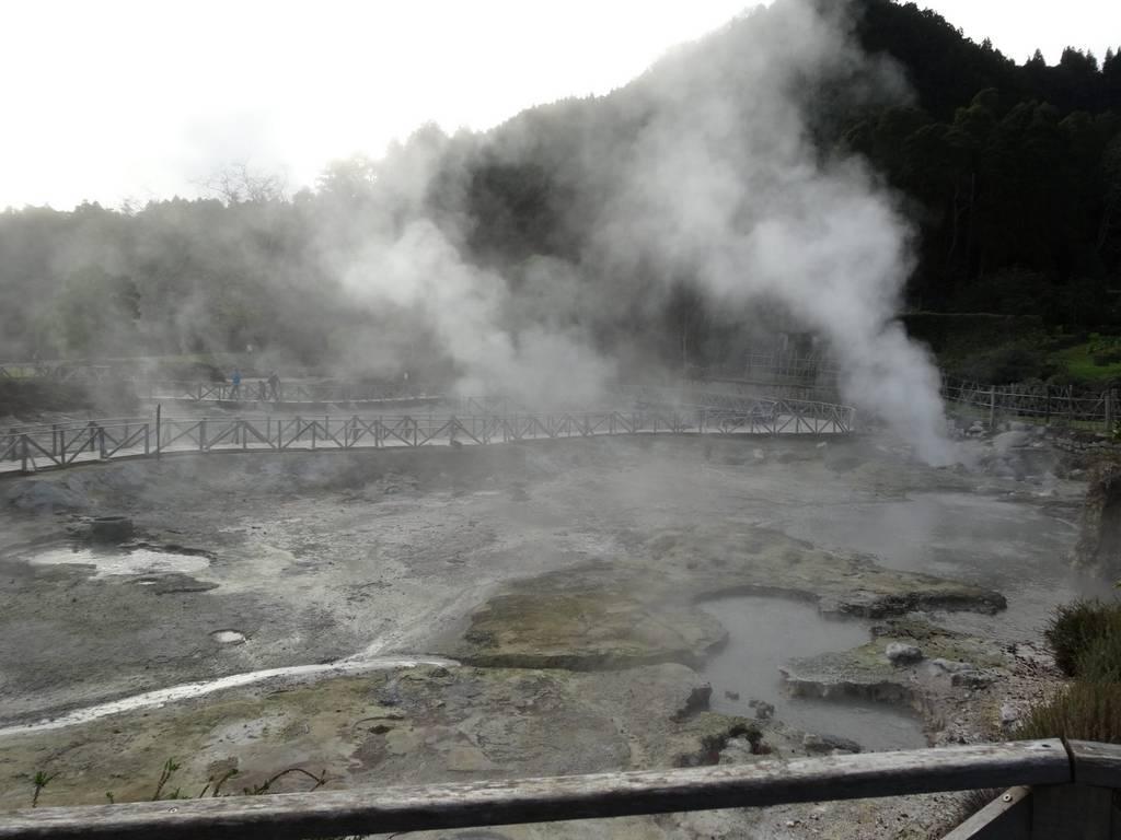 Lagoa das Furnas e Poça da Dona Beija - Ilha de São Miguel, Açores