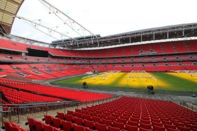 Estádio de Wembley - Arquibancadas