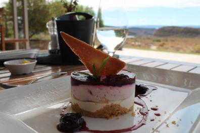 Cheesecake de Mixed de Berries