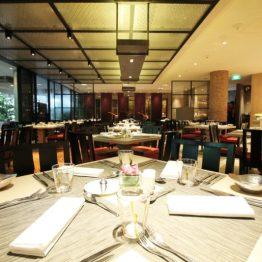 Interior do Melt Café, no MO Singapore