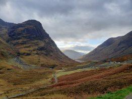 Locações de Outlander na Escócia: Glencoe