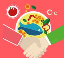 VIAGER SOLIDAIRE – Repasrtage, bien manger, moins cher, près de chez vous !