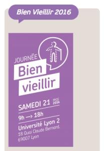 Journée du Bien Vieillir, à Lyon.