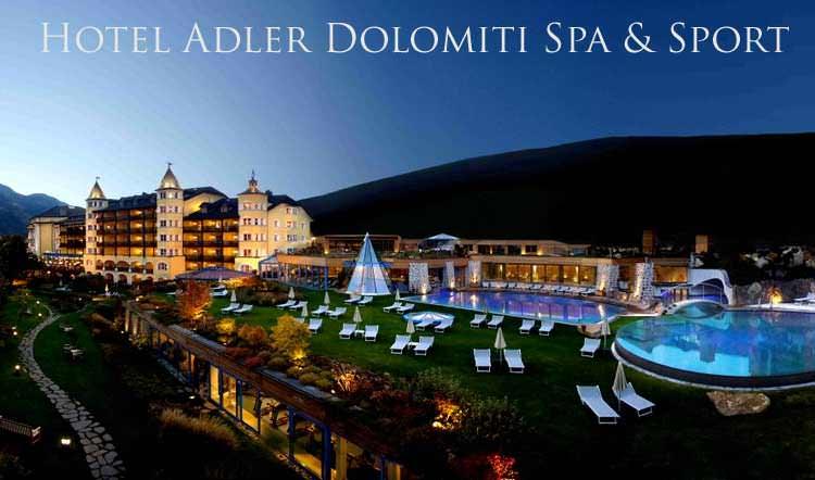 I migliori hotel con SPA e centro benessere in Alto Adige