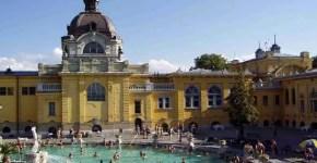 A Budapest i bagni termali migliori