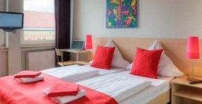 Hotel The 4you e CVJM low cost a Monaco