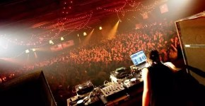 I Love Techno a Gent, evento di musica