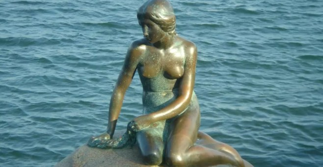 Visitare la Sirenetta e muoversi a Copenaghen
