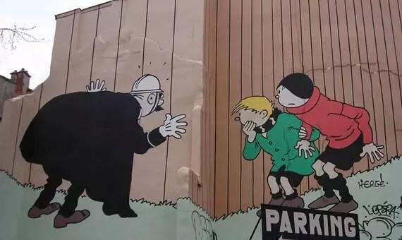 Capodanno a Bruxelles nella patria del fumetto