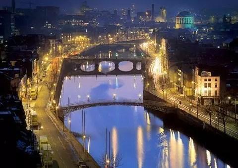 A Dublino il Natale è una festa