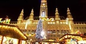 Con 29€ ai Mercatini di Natale di Vienna