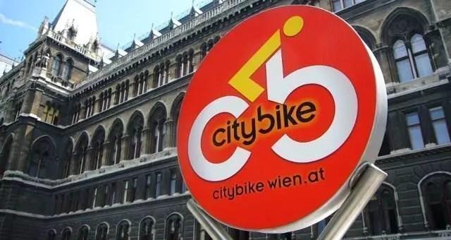 Noleggiare una bicicletta a Vienna, ecco come