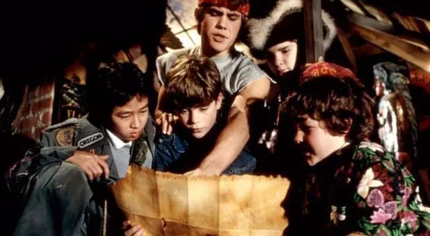 The Goonies, le locations 20 anni dopo