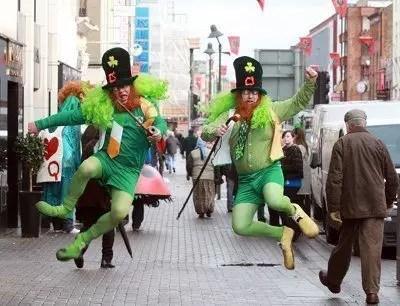 Dormire in Irlanda per il St Patrick's Day con Tripshake