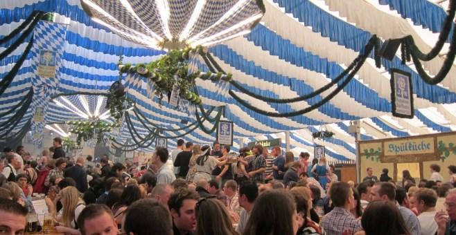 Fruehlingsfest: l'Oktoberfest a Monaco ad aprile
