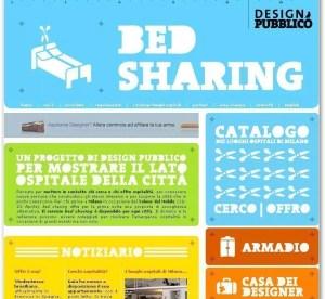 A Milano dormi gratis con il Bed Sharing