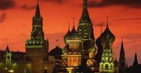 Il Cremlino e la Piazza Rossa nella Russia più bella