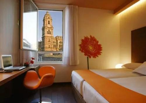 Hotel del Pintor, dormire a Malaga, il meglio della Spagna a 60€