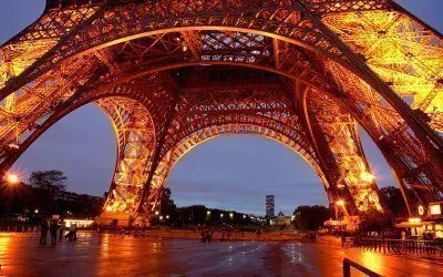 Tour Eiffel e Fete de la Musique in Francia