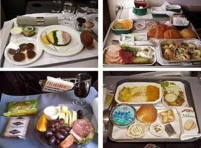 Voli: mangiare in volo non è mai stato così divertente