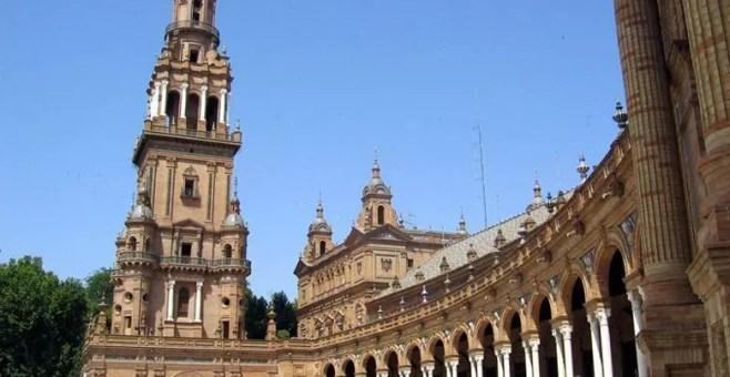 A Siviglia con la collega, viaggio di gennaio